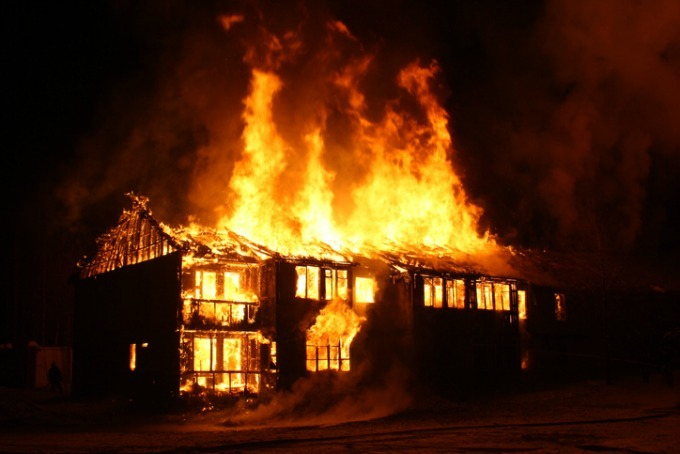 If you were to suffer a catastrophic loss from a house fire, you could find yourself with a serious shortfall if your insurance policy only covers actual cash value rather than replacement cost.