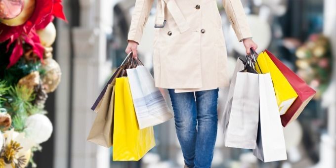 Holiday shopping safety tips...know what precautions to take when shopping at the mall or in stores.